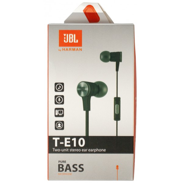 Headphones MDR T-E10 with microphone
