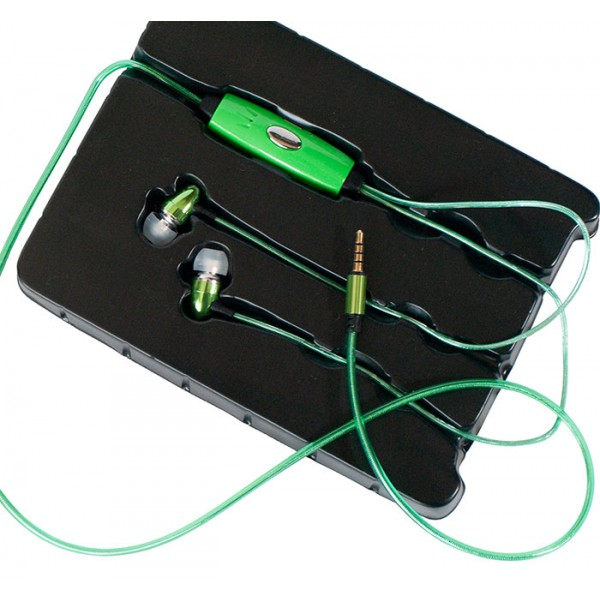 Glowing earphones Light EarPhone buy in Khmelnitsky