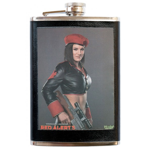 Flask with print 9 un. buy in Ukraine cheap.