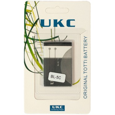 Rechargeable battery UKC BATTERY BL5C