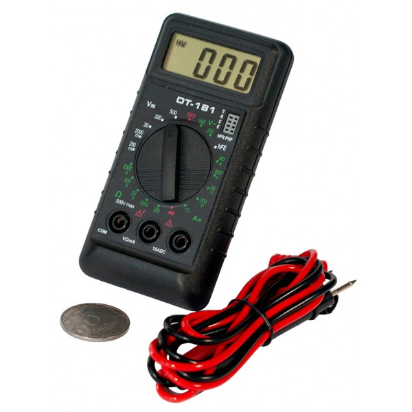Digital Multimeter (Tester) DT-181